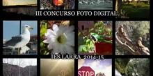 III CONCURSO FOTOGRAFÍA DIGITAL