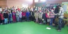 Fiesta de Navidad. Villancico 3º de Primaria