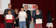 Entrega de los premios del IX Concurso de Narración y Recitado de Poesía 3
