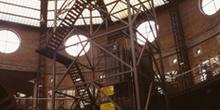 Castillete, Museo de la Minería y de la Industria, El Entrego