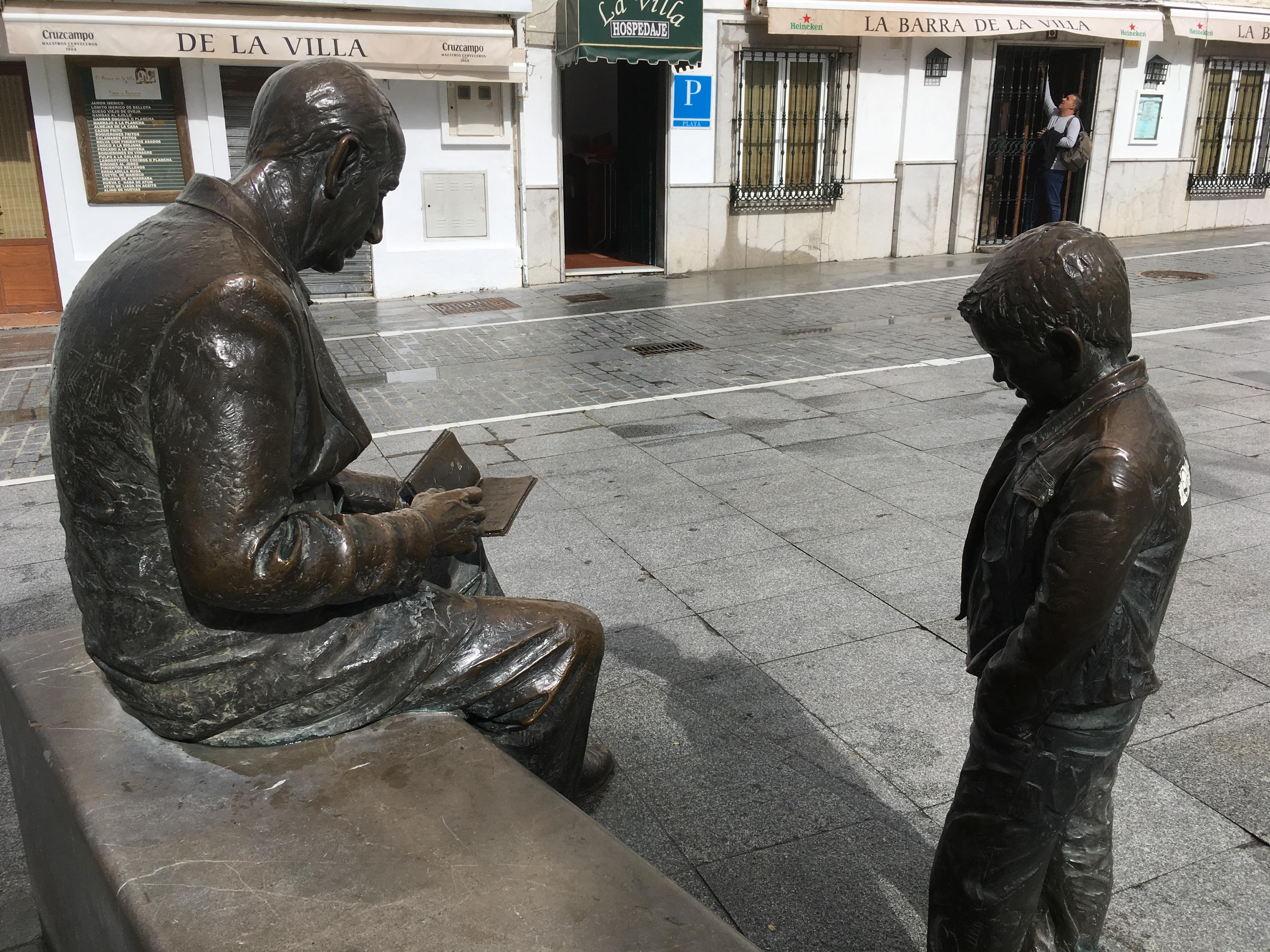 Monumento a José Saramago (Conil de la Frontera) 4