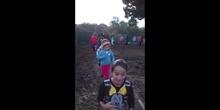 Marcha de los huertos y siembra del ajo