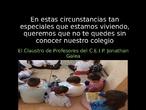 CONOCE EL CENTRO C.E.I.P. JONATHAN GALEA
