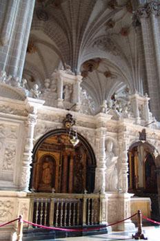 Trascoro, Seo de Zaragoza