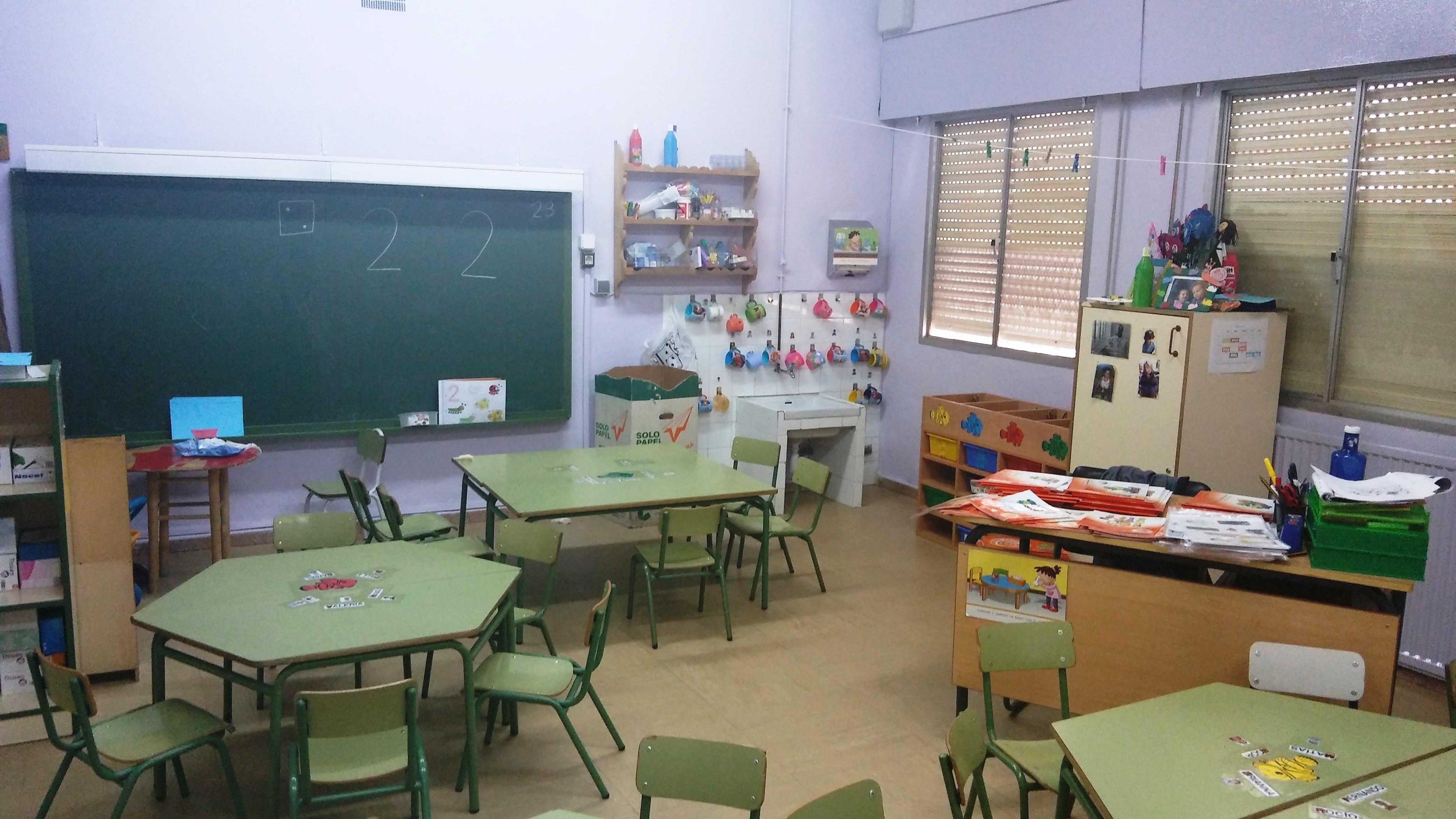 Aulas de Infantil 12
