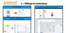 Construye tu juego de laberinto con Scratch 3.0 Fichas-Guía