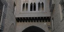 Arco de la casa del Deán de Zaragoza