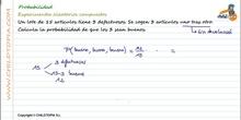 13. EXPERIMENTOS COMPUESTOS I