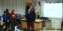 Visita-Conferencia de Jaime García Serrano, la calculadora humana [Parte 1]