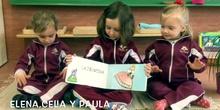 INFANTIL 3 AÑOS B - TODO EL MUNDO VA - ANIMACIÓN A LA LECTURA