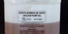 aceite para bombas de vacio