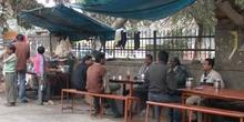 Restaurante Callejero , Nueva Delhi
