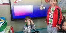 Discriminación auditiva. Música infantil 5 años