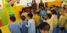 Jornada Inmersión Lingüística. Video E.Infantil 1