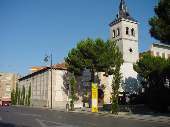 Iglesia en Alcobendas | Mediateca de EducaMadrid