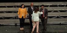 Acto de clausura del XIV Concurso de Coros Escolares de la Comunidad de Madrid (sesión de coros de excelencia) 18