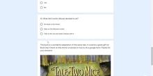 Tutorial 2º Cómo usar los cuestionarios Google Forms