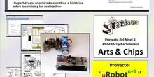 De todo un poco 15 Norte 11 Proyecto microrobot 4ºESO BACHILLERATO