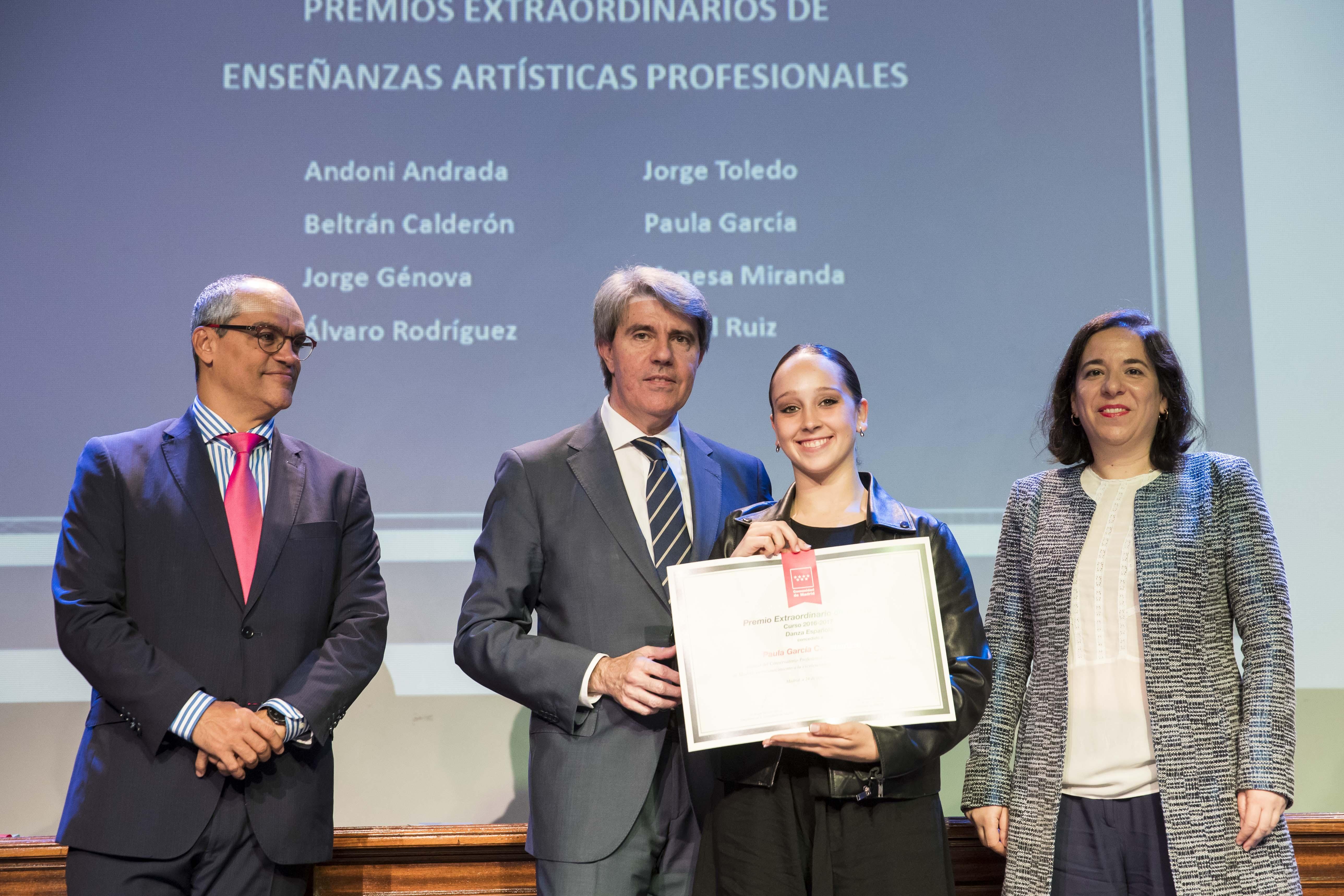 Entrega de los premios extraordinarios correspondientes al curso 2016/2017 20