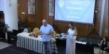 Graduación de 2º Bachillerato del Curso 2016/2017. Entrega de Diplomas.