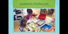 Aprendizaje basado en Montessori