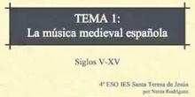 IES Santa Teresa de Jesús (Madrid) 4º de ESO