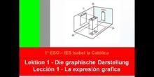 1º ESO / Tema 1 -> La expresión gráfica