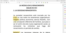 LECTURA DE APUNTES ANÁLISIS MUSICAL II