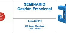 Seminario Gestión Emocional en el Aula IES Jorge Manrique Tres Cantos