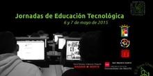 I Jornadas de Educación Tecnológica del IES Rosa Chacel