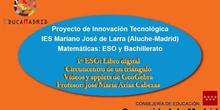 Matemáticas ESO de José María Arias Cabezas