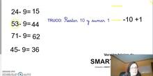 Vídeos explicativos de Matemáticas 3º de Primaria