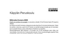 """""""Herramientas para mejorar la convivencia"""" IES Adolfo Suárez 2019-2020"""