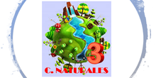 CIENCIAS NATURALES 3º