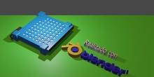 Carcasa para reciclar lector/reproductor DVD interno como lector/reproductor DVD por USB