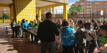 Carrera Solidaria NUPA y UNICEF Primaria 1