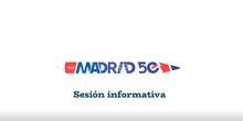 Webinars Madrid 5e. Bachillerato. Noviembre y diciembre de 2020