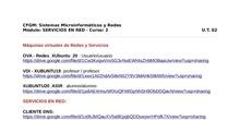 Servicio DHCP - Módulo Servicios en Red - FP Grado Medio - SMR