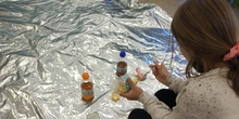 [EXPERIMENTOS] Semana de la Ciencia en 4ºA