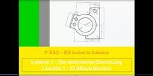 3º ESO / Tema 1 -> El dibujo técnico