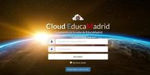 La nube de EducaMadrid
