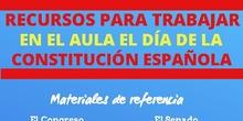 Día de la Constitución: materiales para Secundaria
