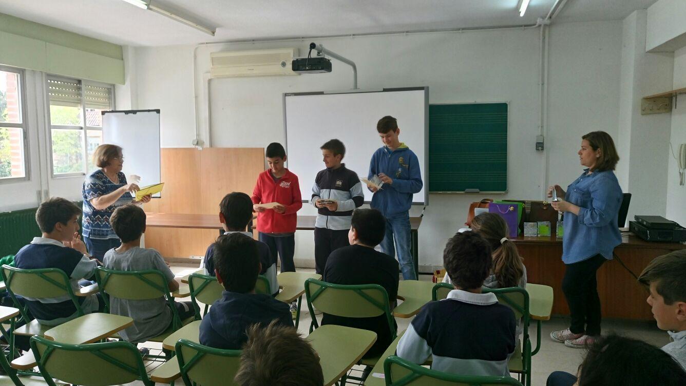 Fallo del Concurso Mis palabras_CEIP FDLR_Las Rozas 9