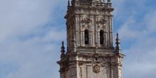 Campanario de la Catedral de Burgo de Osma, Soria, Castilla y Le