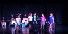 La pandilla Rock. Actos 3 y 4. Proyecto LOVA. Colegio Valdebernardo