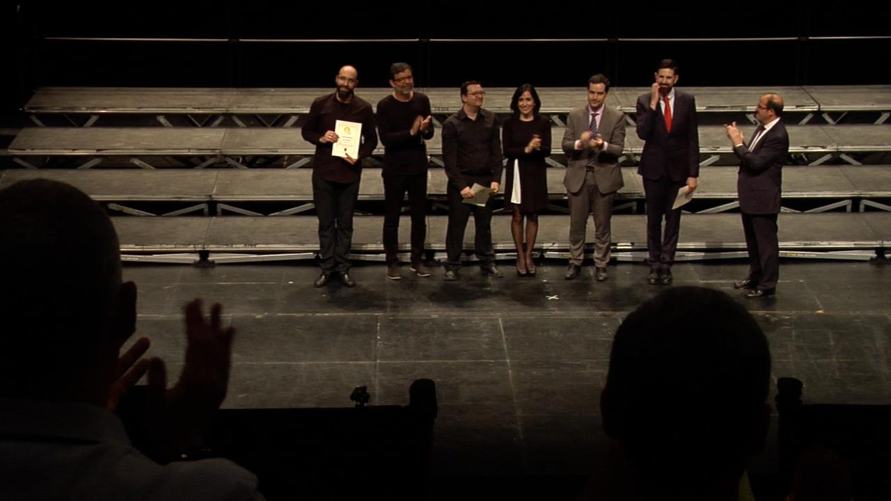 Acto de clausura del XIV Concurso de Coros Escolares de la Comunidad de Madrid 42