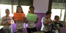 Jornadas Culturales 18-19. Escape Room. 3º - 6º 26