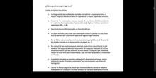 Características de una contraseña segura