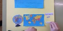 Representación de la Tierra