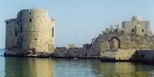 Torre defensiva, Sidón, Líbano